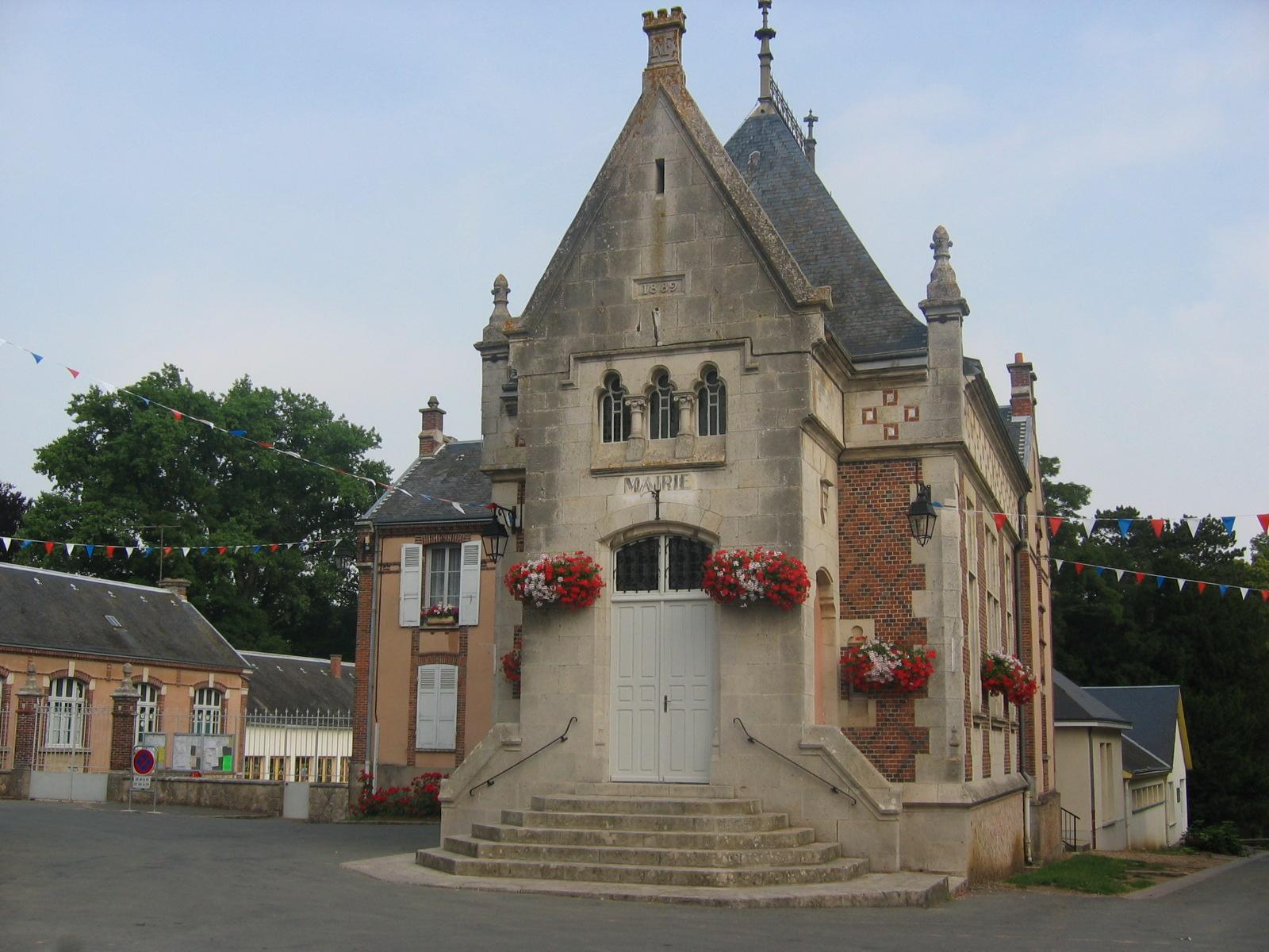 Béville-le-Comte