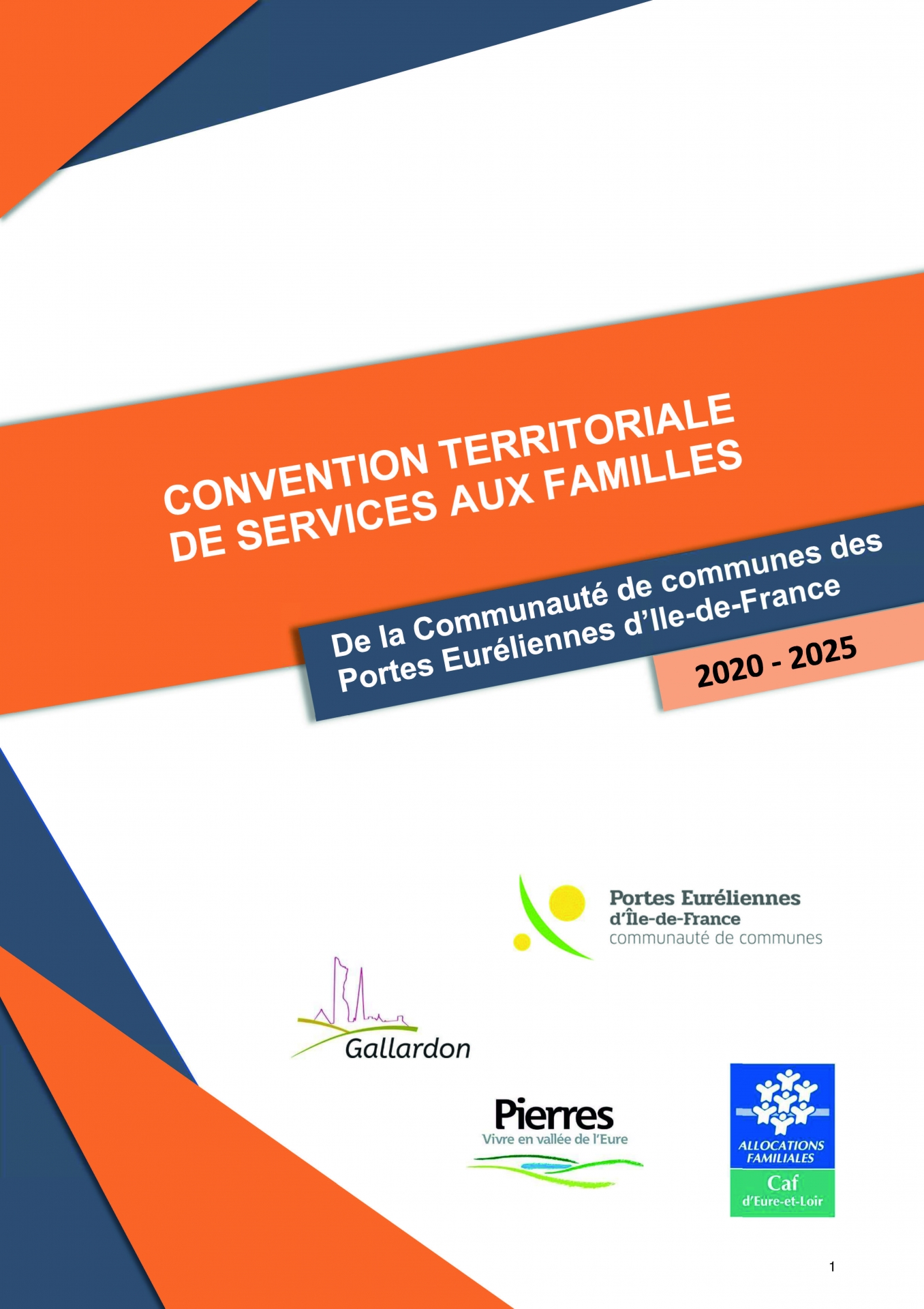 Convention CTSF 2020 - 2025