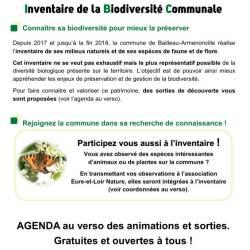 Biodiversité communale