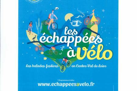 LES ECHAPPEES A VELO - EDITION 2019