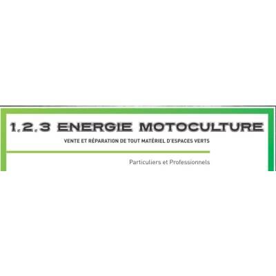123 ENERGIE MOTOCULTURE